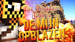 Thumbnail van \'DE MIJN OPBLAZEN! \'- The Kingdom Jenava Survival - Deel 12