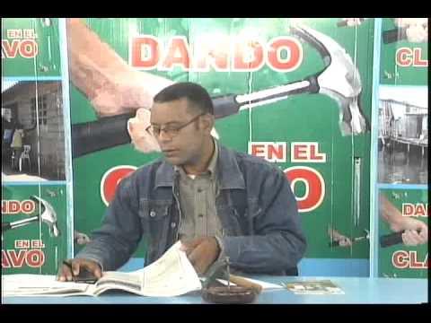 DANDO EN EL CLAVO TV 05 DE OCTUBRE 2011- 4 DE 4