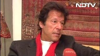 पाकिस्तान के पीएम इमरान खान की एनडीटीवी से खास बातचीत - NDTVINDIA
