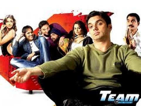 Team - The Force Hindi Movie Theatrical Trailer Sohail Khan, Amrita Arora, Aarti Chhabria, Yash Tonk
