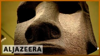 🗿Easter Island asks London museum to return its 'stolen' statue | Al Jazeera English - ALJAZEERAENGLISH