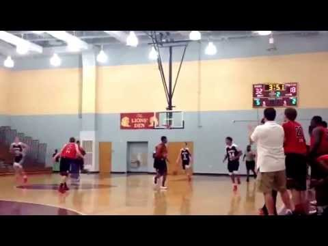 Trevon Duval 6'2 C/O 2017 Dunk at 2013 MIT