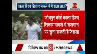 Salman Khan Arms Act case: Verdict to be announced today - ZEENEWS