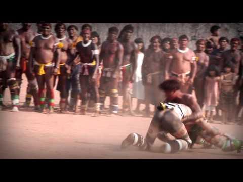 Homenagem aos Lutadores do Xingu