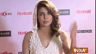 FilmFare Awards 2015: Priyanka Chopra Sizzle at Filmfare Pre-Awards Night party - INDIATV