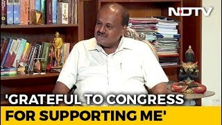 Even Single-Party Government Has Problems: HD Kumaraswamy - NDTV