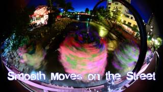 Royalty Free :Smooth Moves on the Street