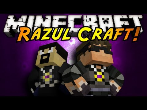 Minecraft RazulCraft Part 2