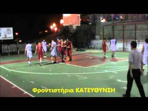 ΠΟΡΦΥΡΑΣ-ΚΑΣΤΕΛΛΑ 65-76, Εφηβικό Γ΄ ΕΣΚΑΝΑ, 15.10.2013