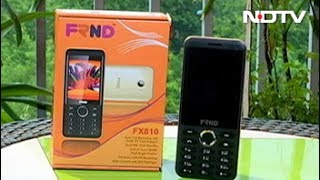 Be FRNDs Again With Feature Phones - NDTV