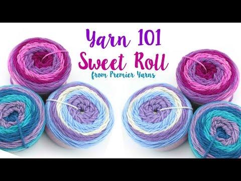 Yarn 101: Sweet Roll by Premiere, Episode 413