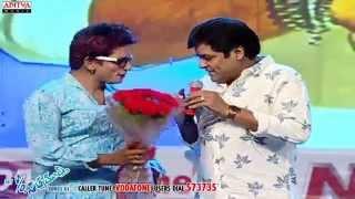 Ali Funny Comments at S/o Satyamurthy Audio Launch LIVE - ADITYAMUSIC