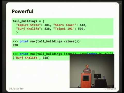 Image from Loop like a native: while, for, iterators, generators