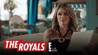 The Royals | Queen Helena Tries to Pick a Wife for King Robert Off a List | E! - EENTERTAINMENT