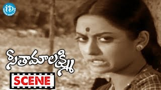 Seetha Mahalakshmi Movie Scenes - Director Murthi Gives An Opportunity To Rameshwari - IDREAMMOVIES