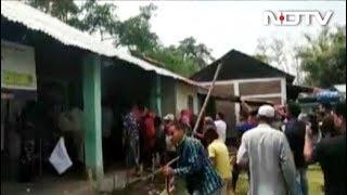 मणिपुर में मतदान में गड़बड़ी की कोशिश, असम में शांतिपूर्ण रहा मतदान - NDTVINDIA