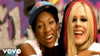 Avril Lavigne - Girlfriend (Remix) (feat. Lil Mama)