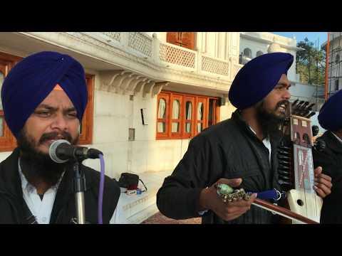 Dhadi Kirtan Jatha at Akal Takhat (Harmandir Sahib) - Amritsar, India  (Part 2)