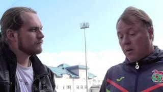 Интервью Игоря Колыванова главного тренера ФК Уфа
