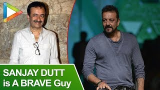 "Rajkumar Hirani: ""Sanjay Dutt Is A BRAVE Guy, Koi Actor Aisa Nahi Karta…"" 