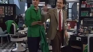 Hair by Mr Bean -- Mr Bean beim Frisör