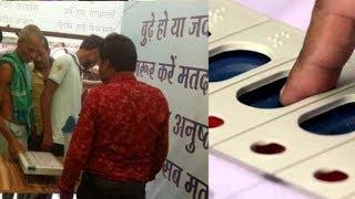 Chhattisgarh Assembly Election: सुरक्षा के कड़े इंतजामों के बीच, चुनाव के लिए पहले चरण का मतदान शुरू - ITVNEWSINDIA
