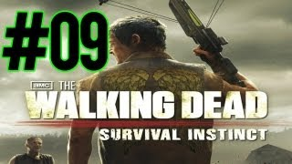 The Walking Dead Survival Instinct - Part 9 - Fireworks! (Walkthrough/Playthrough)