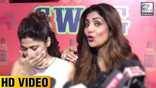 Shilpa Shetty's Sweet Words For Sister Shamita Gets Her EMOTIONAL | LehrenTV