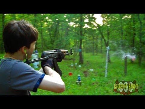 Century Arms AK-47 (Polish AKMS), 7.62x39mm