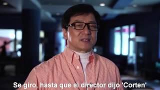 Cuando Jackie Chan conocio a Bruce Lee