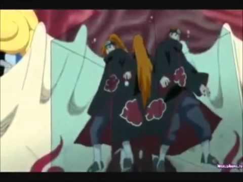 Jiraiya VS Pain AMV(la muerte de jiraiya)