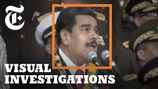 How the Drone Attack on Maduro Unfolded in Venezuela | NYT - Visual Investigations - THENEWYORKTIMES