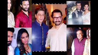 When Bollywood stars celebrated diwali at Aamir Khan's party - ABPNEWSTV