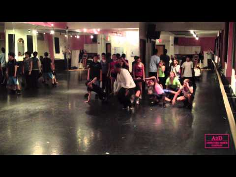 Hip-Hop Preteen/Teen Class - Addicted 2 Dance