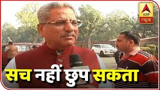 Truth can never hide, says Om Mathur on Rafale deal - ABPNEWSTV