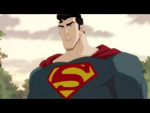 DC's SUPERMAN UNBOUND Trailer