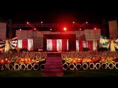 Best dances Bollywood Naman Urvashi Marriage Sangeet sandhya # 2, Dances on Senorita and Chilmaan