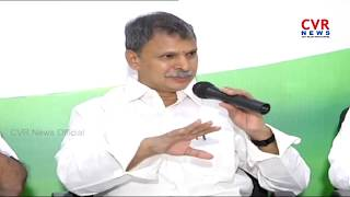 Congress Leader Tulasi Reddy Reacts on YS Vijayamma Comments on Congress Party | CVR News - CVRNEWSOFFICIAL