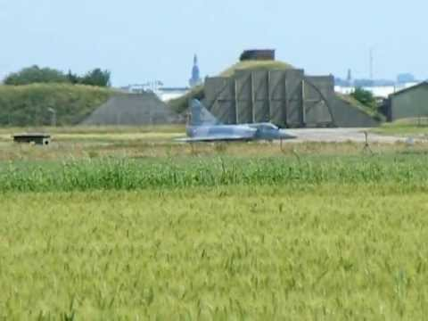 Take Off Mirage 2000 C EC 01.012 Cambresis