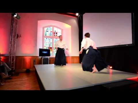 Aikido: an alternative education system for humanity? | Christophe Depaus | TEDxUBIWiltz