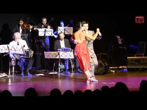 Sebastian Achaval - Roxana Suarez, Color Tango, tanGO TO istanbul - 5th edition - 2013