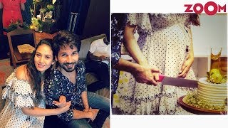 All The Inside Details From Shahid Kapoor's Wife Mira Rajput's Baby Shower - ZOOMDEKHO