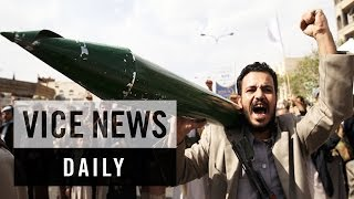 VICE News Daily: Houthi Supporters in Yemen Rally Against the UN - VICENEWS