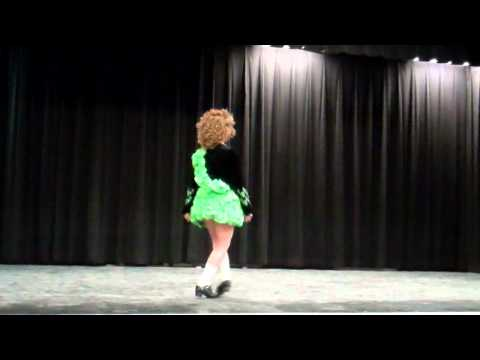 Irish dancing to Lady Gaga
