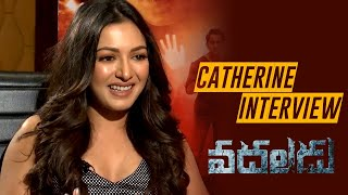 Catherine Tresa Special Interview | Vadaladu Movie Interview - TFPC