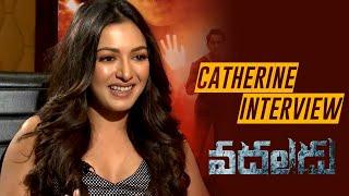 Catherine Tresa Special Interview | Vadaladu Movie Interview - TFPC