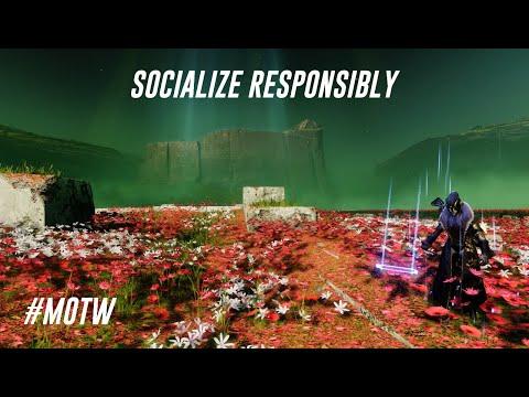socialize responsibly