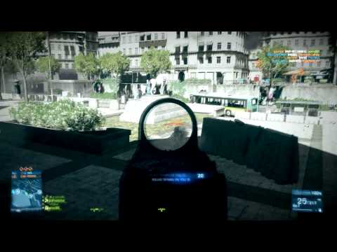 Bon Gameplay sur Battlefield 3 PC