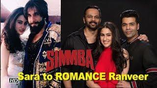 Sara Ali Khan to ROMANCE Ranveer Singh in 'Simmba' - IANSINDIA