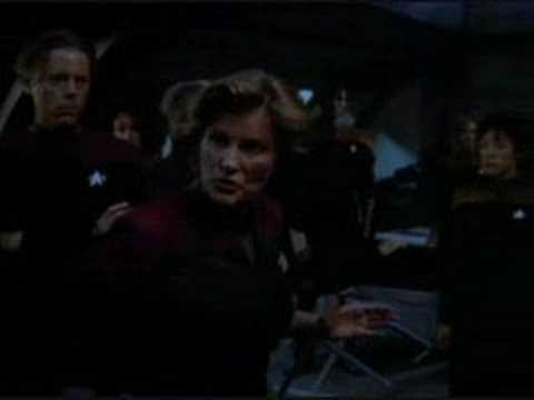 Star Trek Voyager Year of Hell Evacuation